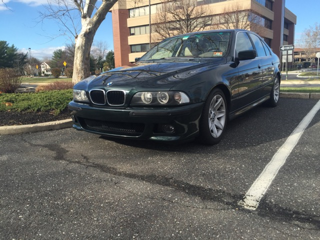 Bobby S 2003 Bmw 525ia Information Bmw E39source
