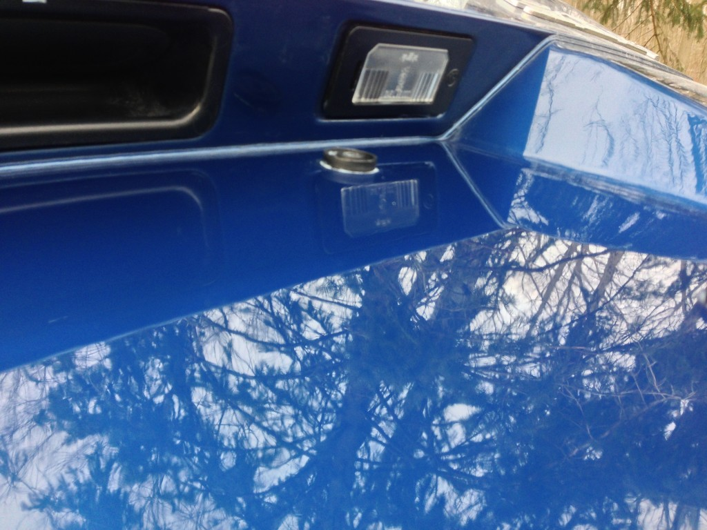 Here's an idea of what potential the Topaz Blue Metallic paint on my car has to offer.