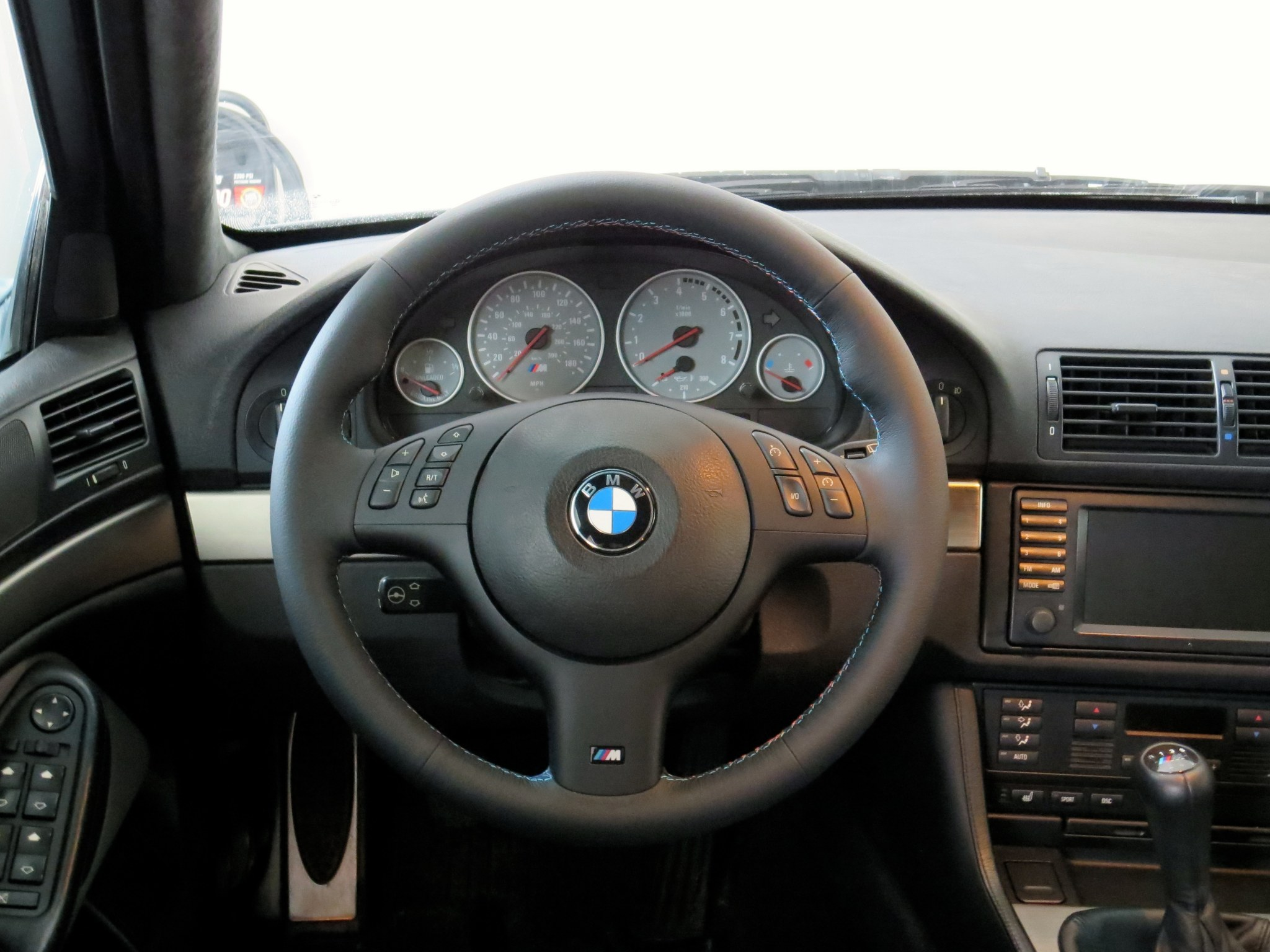 2000 Bmw M5 Facelift Steering Wheel Upgrade Bmw E39source