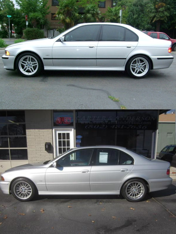 BMW E39 Changes Throughout Production  BMW E39Source