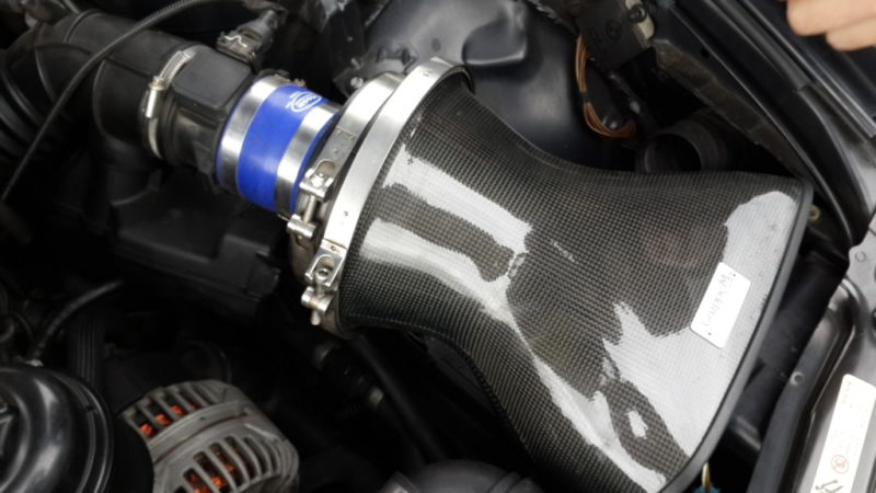 Bmw E39 5 Series Gruppe M Carbon Air Intake Sold Bmw E39source
